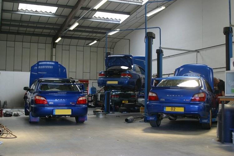 Automotive Repair Shop Business Plan